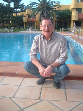 My husband Andy Moore- whose vision was The Squat Lobster.