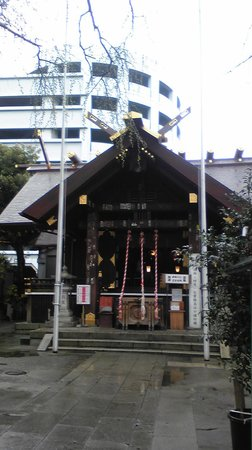‪Namiyoke Inari Shrine‬