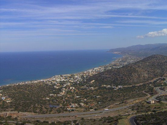 Stalis Beach: I dont like heights but this is fantastic