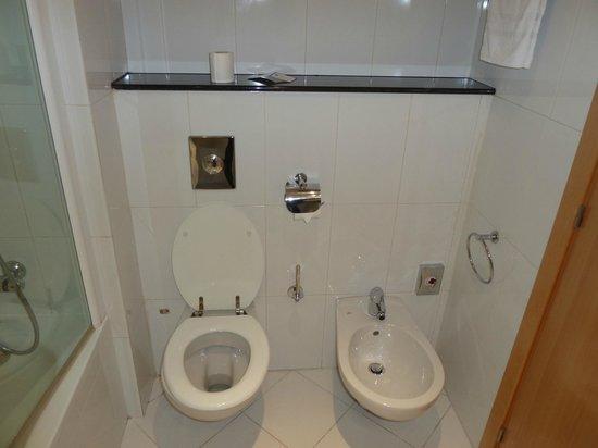 Holiday Inn Express Madrid-Rivas: baño