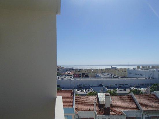 Hotel Dom Afonso Henriques : Prise du balcon