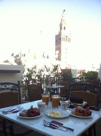 Hotel Palacio Alcazar : a good Sunday but breakfast wasn't so good
