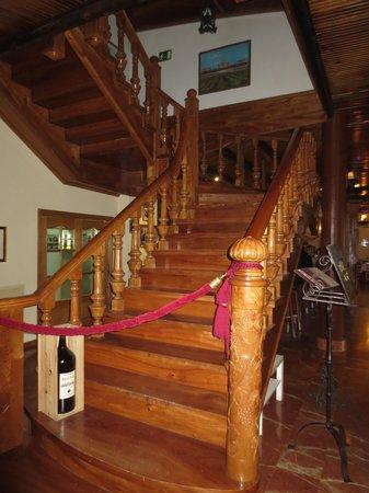 Hotel & Spa Arzuaga: inside....