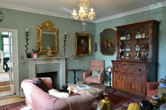 The Quay House: Another sitting room