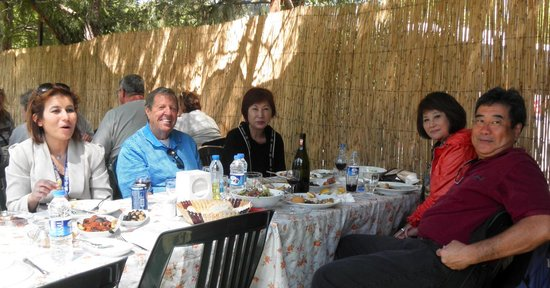 Ephesus Deluxe Tours: Lunch with Bahar