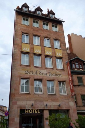 Hotel Drei Raben : Awesome hotel!