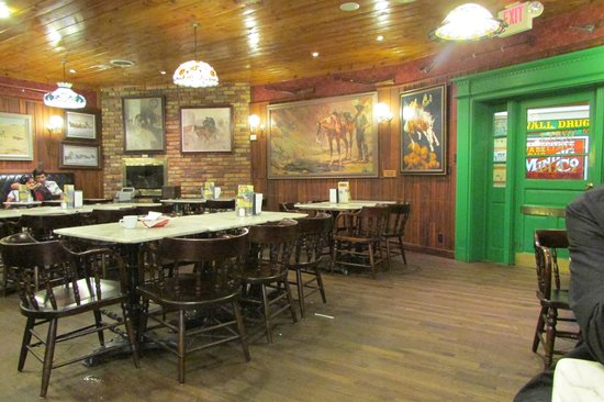 Wall Drug Store Cafe: Overview of Wall Drug Cafe