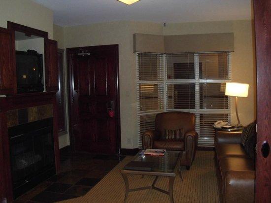 Beaver Creek Lodge: room