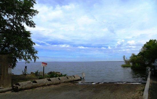 MarDon Resort : Boat launch