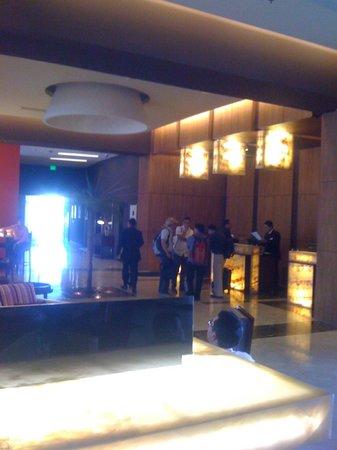 Aguascalientes Marriott Hotel: Lobby