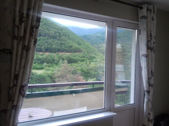 Rila Guesthouse: veiw from my room