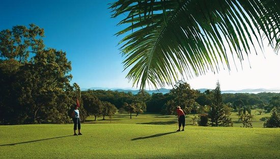 Dunk Island: 9 Hole Golf Course