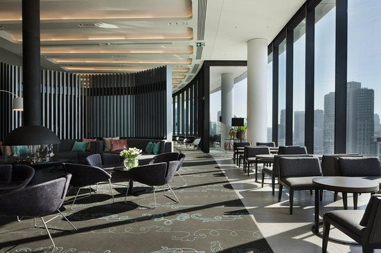 Crown Metropol Melbourne: Interior