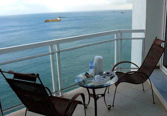 Hotel Sabri: Sabri Terrase