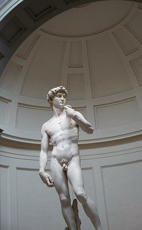 Accademia di Belle Arti: Michelangelo's David