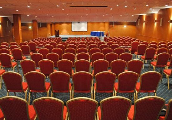 Hotel Sabri: Meeting Room