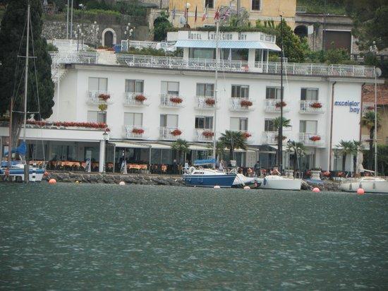 Hotel Excelsior Bay Picture Of Hotel Excelsior Bay Malcesine