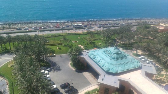 Atlantis, The Palm: Hotel main gate