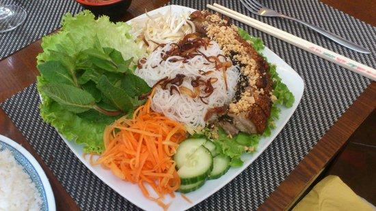 Restaurant Vietnamien La Pagode: Porc laqué