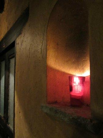 Posada del Abuelito: Noche