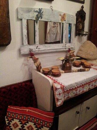 Manastirska Magernitza: inside