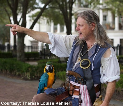 Charleston Pirate Tours