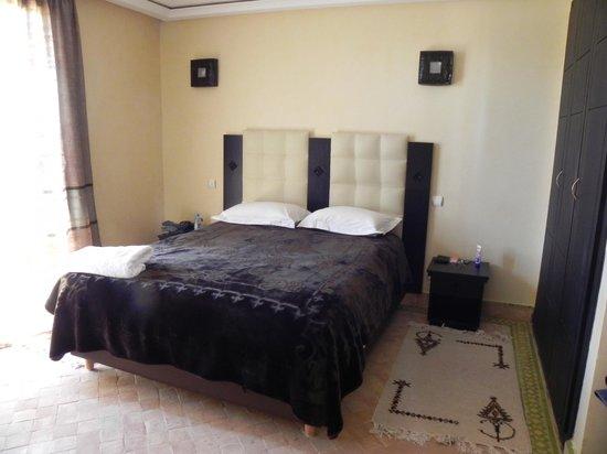 Les Jardins de Zyriab Resort & Spa: Bedroom