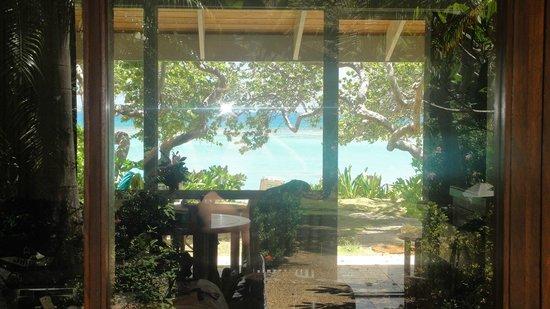 Rosewood Little Dix Bay: HABITACION