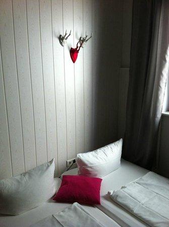 Pyjama Park Hotel und Hostel: süßes Schlafnest: ...
