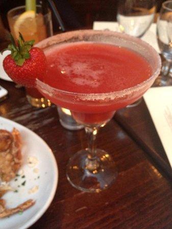 Automat: strawberry Margarita