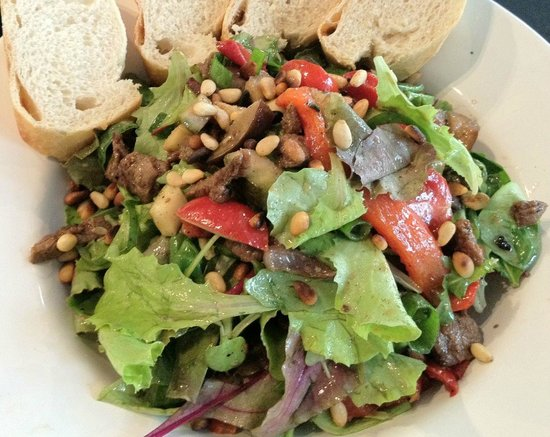 Luigi Zuckermann: Roastbeef Salad