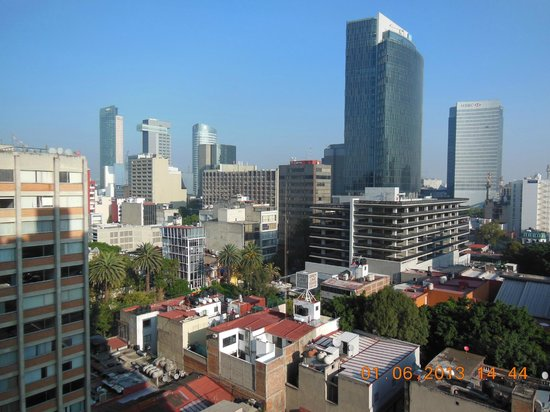 NH Mexico City Centro Histórico: Panorama