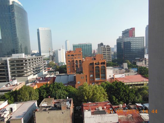 NH Mexico City Centro Historico: Panorama