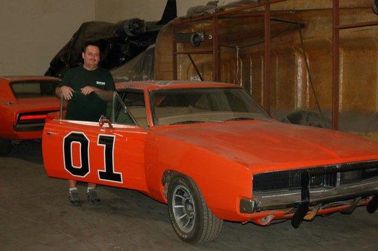 Used Cars Jackson Tn >> general lee - Picture of Rusty's TV and Movie Car Museum, Jackson - TripAdvisor