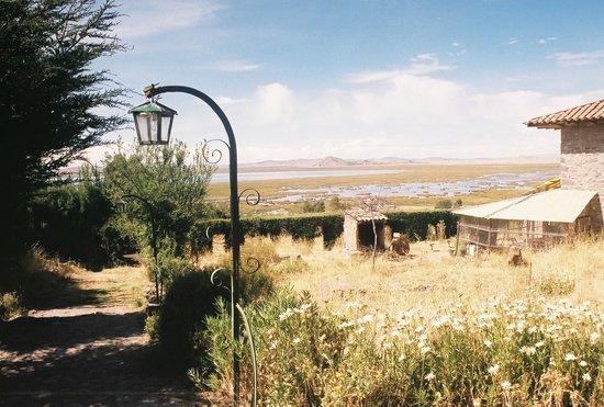 Posada Santa Barbara: View of grounds