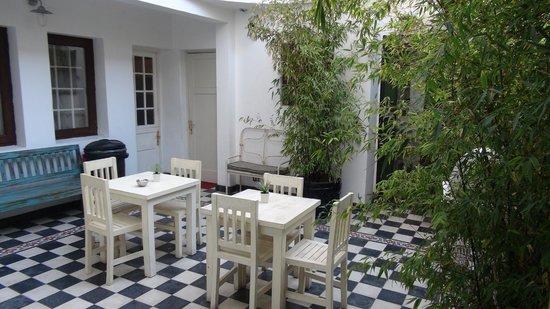 Mito Casa Hotel: Garden