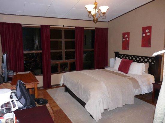 Poas Lodge and Restaurant: ma chambre