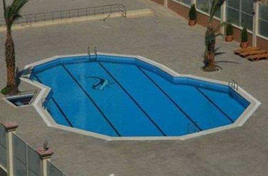 Anemon Antakya Hotel: Pool