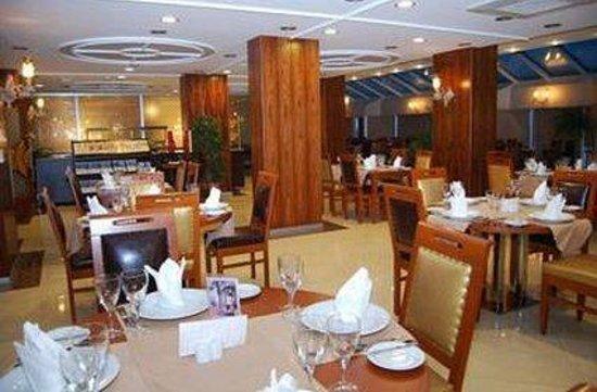 Anemon Antakya Hotel: Restaurant