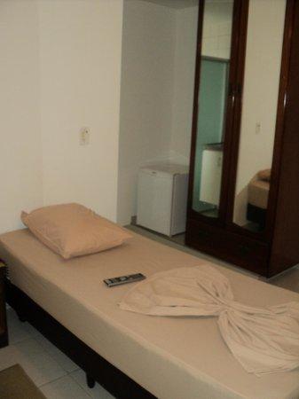 Hotel Carinhoso: Cama