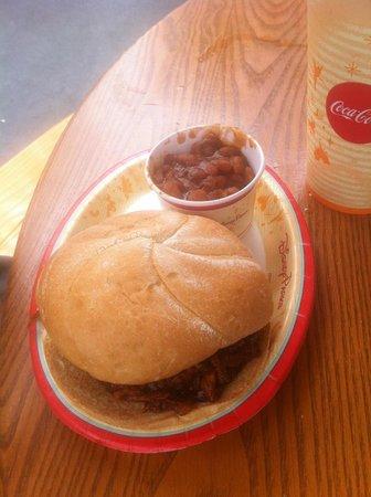 Fairfax Fare: Pulled Pork Sandwich