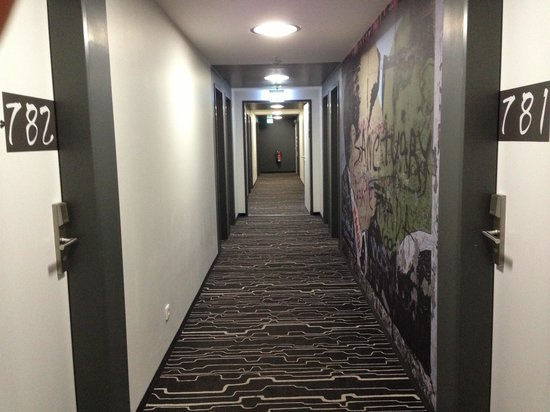 ONE80 Hostels Berlin : 7 th floor