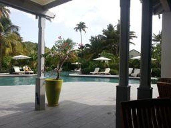 Carlisle Bay Antigua: Pool