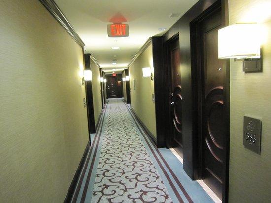 L'Hermitage Hotel: Hotel Corridor