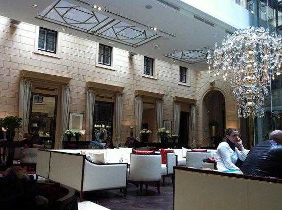 Palais Hansen Kempinski Vienna : Lobby