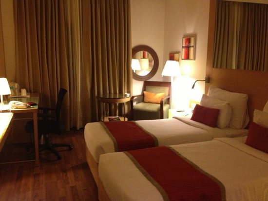Pride Hotel Chennai: The room at pride hotel, chennai