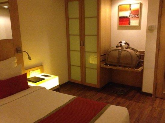 Room at pride hotel chennai