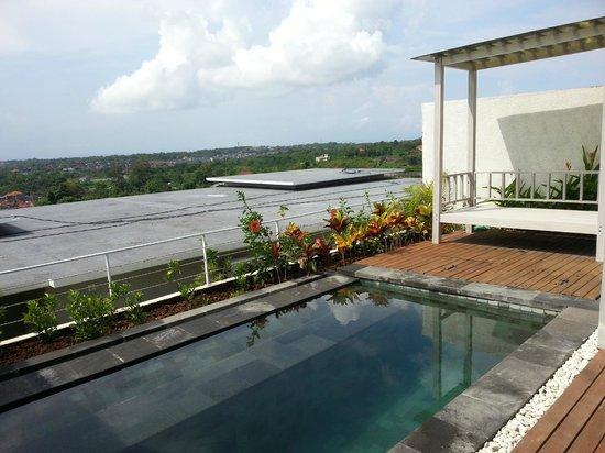 Paradise Loft Villas Jimbaran: Our pool