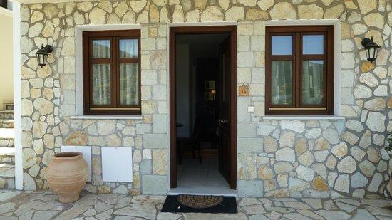 Archontiko Zafeiropoulou: Room15