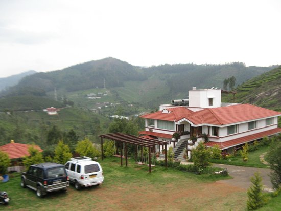 Kotagiri, India: Resort view